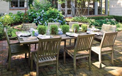 OUTDOOR MULTIFUNCTIONAL DINING