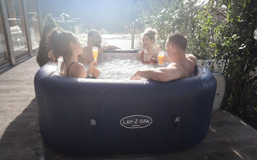 HOT TUB TIME!
